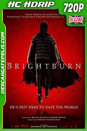 Brightburn 2019 720p HC HDrip Subtitulado