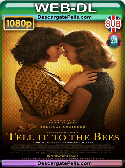 Tell it to the bees 2018 1080p WEB-DL Subtitulado