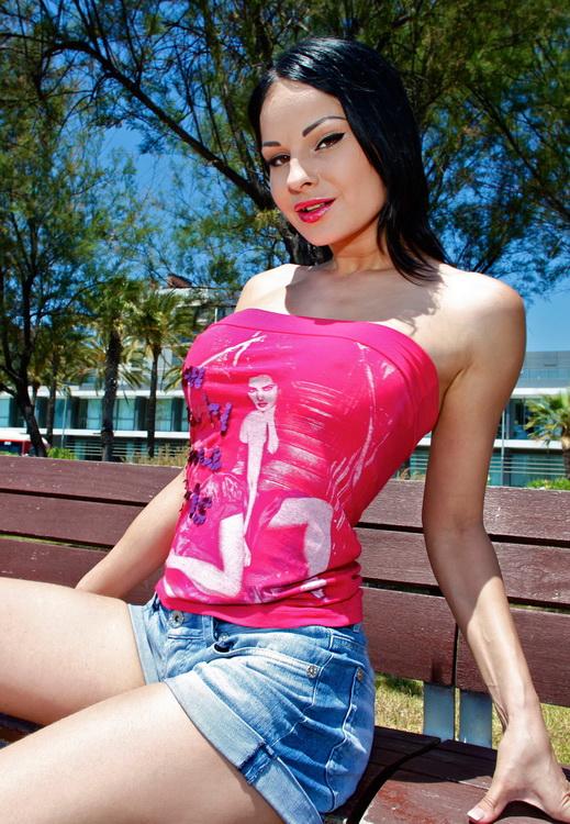 GiveMeSpunk.com CumLouder.com: Milky Cat Starring: Abbie Cat