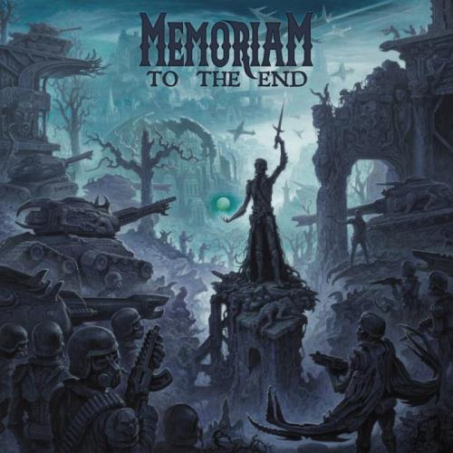 Memoriam — To the End (2021) FLAC