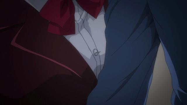 Iizuka Senpai X Blazer The Animation Senior Iizuka x Blazer-From Sister Kyun -THE ANIMATION English