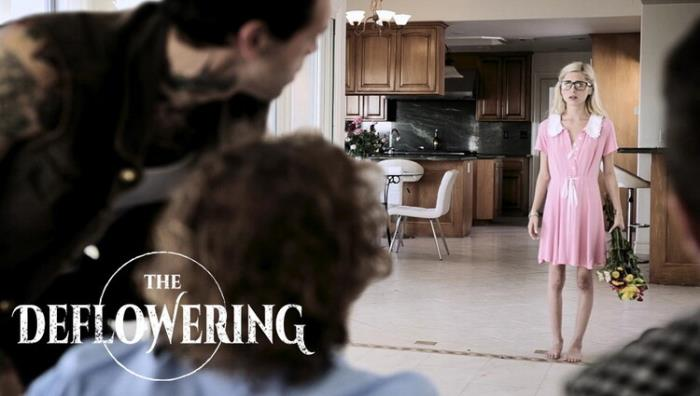 PureTaboo.com: The Deflowering Starring: Piper Perri