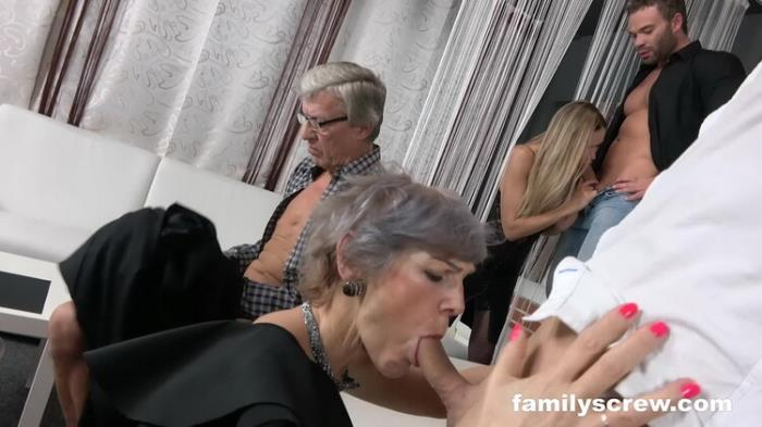 Irenka and Polina Max - Family Cruising Swingers Club (2021 FamilyScrew.com) [FullHD   1080p  1.87 Gb]