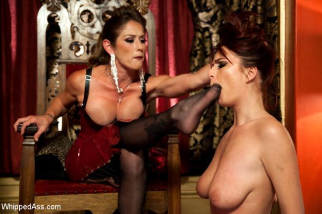Felony - First Kinky Lesbian Experience (2021 WhippedAss.com Kink.com) [HD   720p  2.27 Gb]