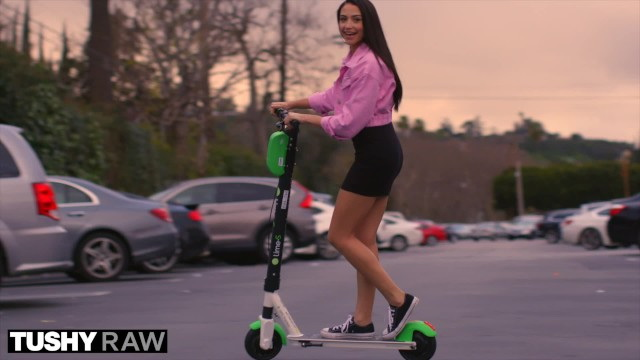 TUSHYRAW: Wears An Ass Plug All Day To Get Gaped At Night Starring: Avi Love