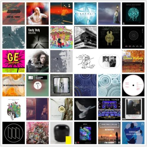 Electronic, Rap, Indie, R&B & Dance Music Collection Pack (2021-03-10)