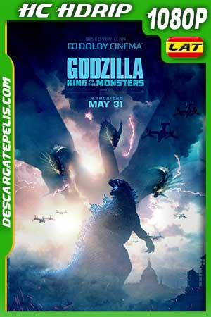 Godzilla II. El rey de los monstruos 2019 1080p HC HDrip Latino – Inglés