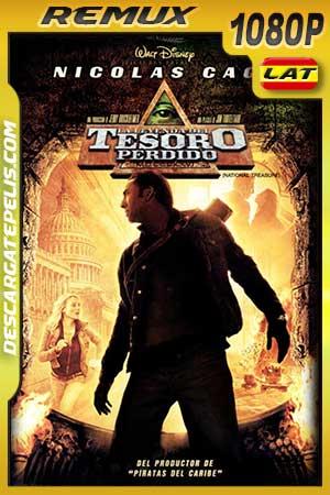 National treasure 2004 BDRemux Latino – Inglés