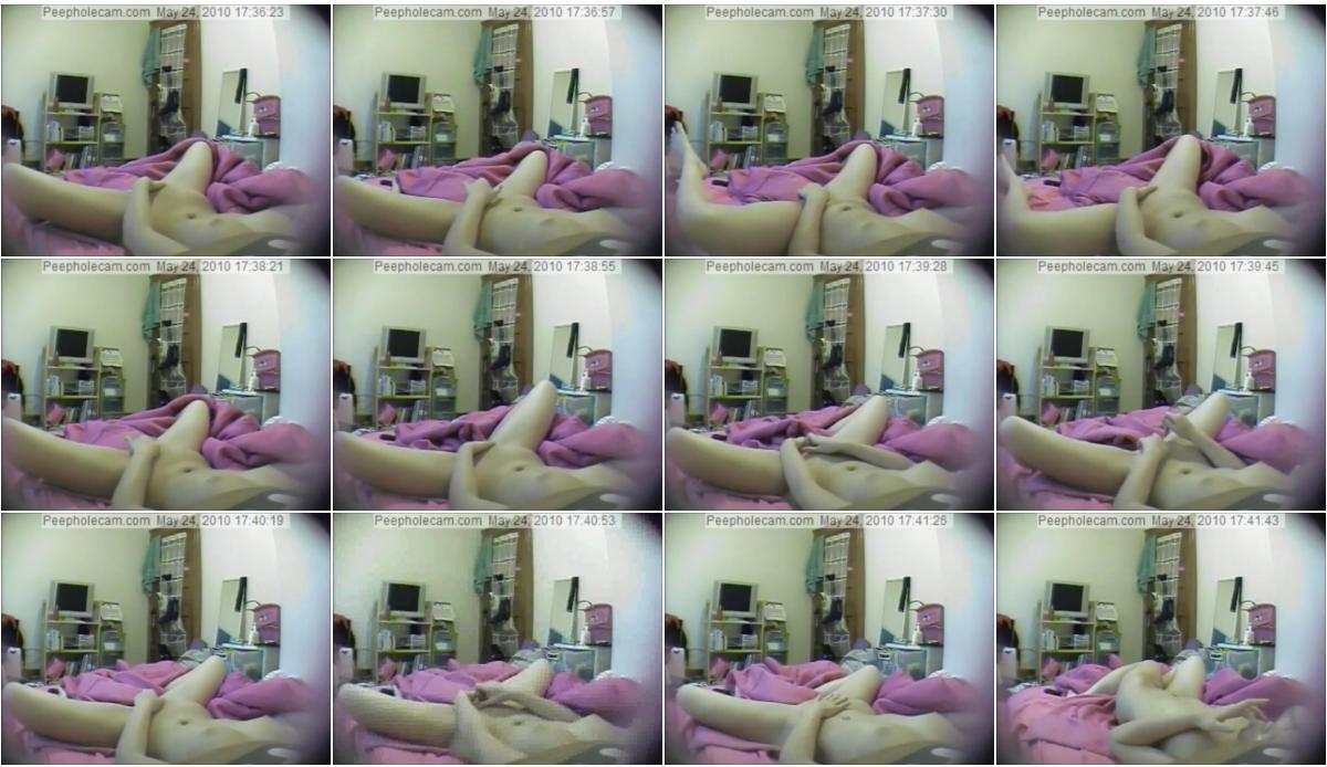 0197_SkOm_Hot College Girl Masturbating On Hidden Cam - Skype Porn Video_cover.jpg