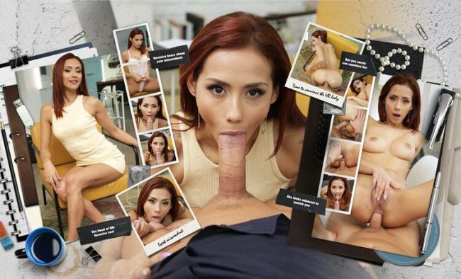 Veronica Leal - Ass Man (2021 LifeSelector.com) [FullHD   1080p  1.34 Gb]