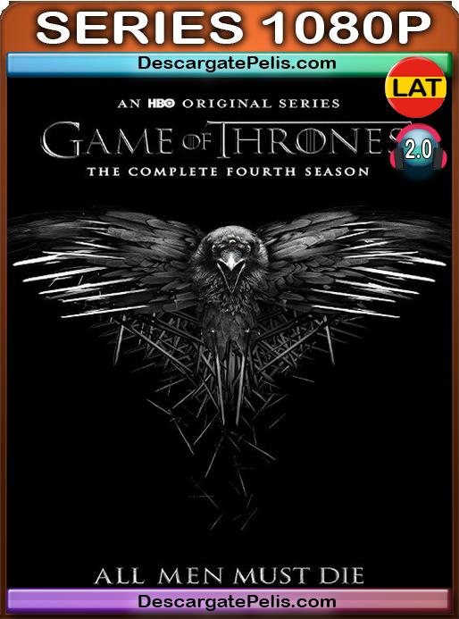 Game of Thrones. Season 4 1080p BRrip Latino – Inglés