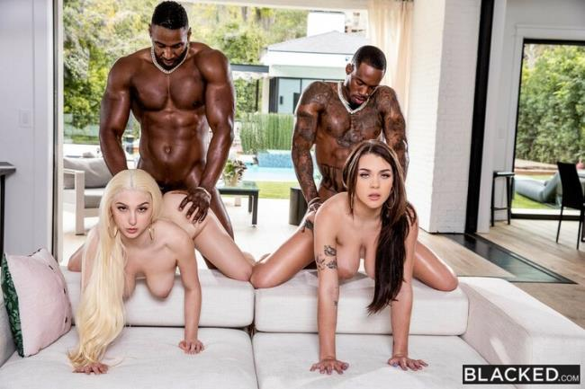 Gabbie Carter - Take The Shot (2020 Blacked.com) [FullHD   1080p  3.3 Gb]