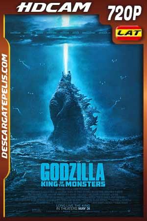 Godzilla: Rey de los monstruos 2019 720p HDCAM Latino – Inglés