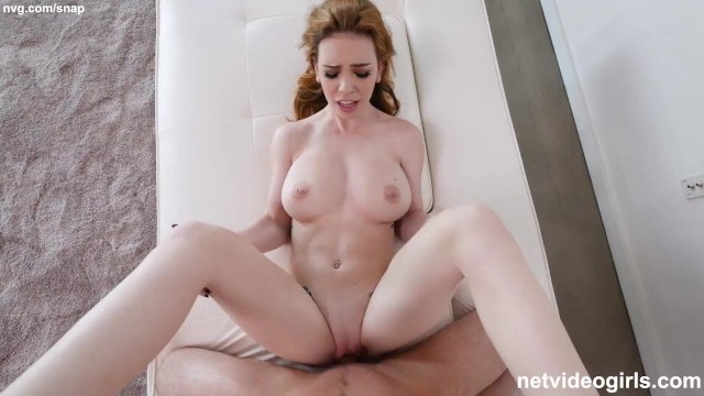 Nala Brooks - Redhead With Perfect ALL NATURAL TITS Wanted A Creampie Deep Inside Her (2021 NetVideoGirls) [FullHD   1080p  213.8 Mb]