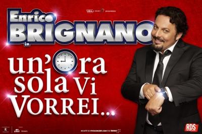 Enrico Brignano - Un'ora sola vi vorrei (2020) [COMPLETA] .MKV HDTV 1080i AC3 MP2 ITA