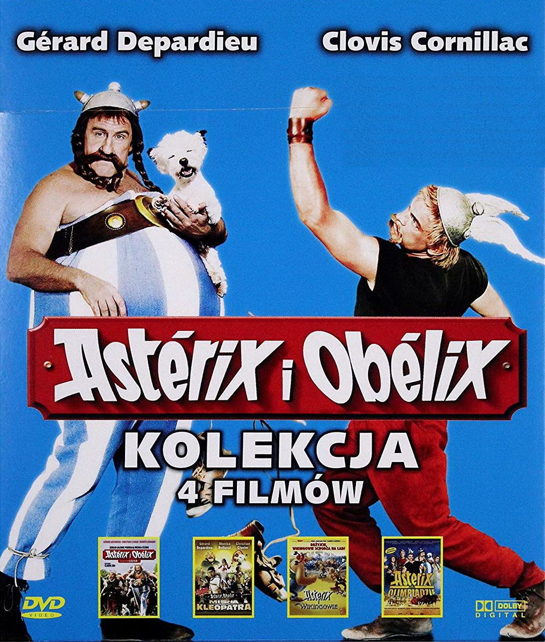 Asterix i Obelix Kolekcja (1999-2012) PLDUB.BRRip.480p.XviD.AC3-LTN  / POLSKI DUBBING