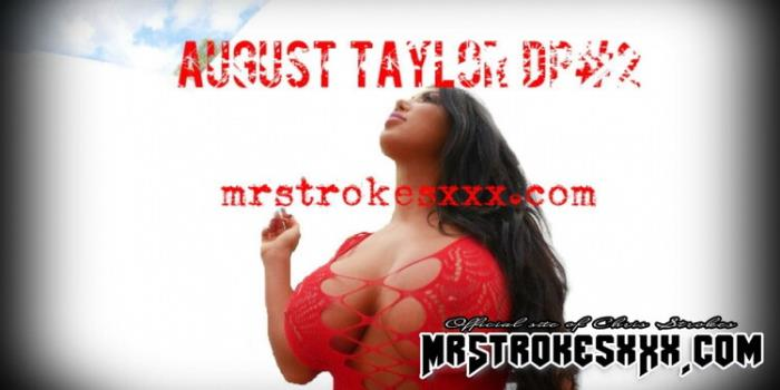 MrStrokesXXX.com: Round 2 DP Tag Team Starring: August Taylor