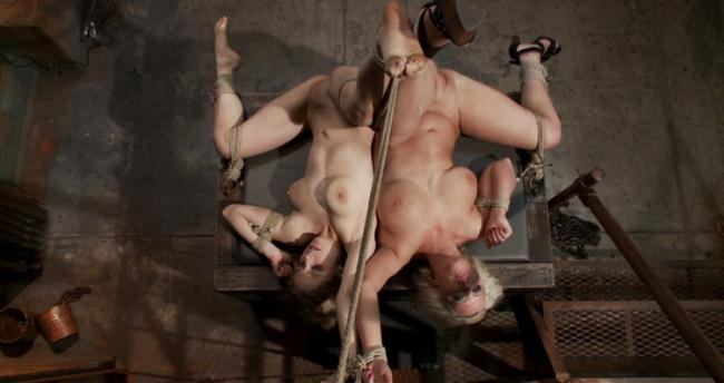fuckedandbound.com: Captive Companions Starring: Cherry Torn