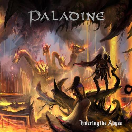 Paladine — Entering the Abyss (2021)