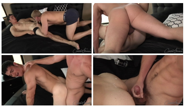 CorbinFisher - ACM1232 - Swallowing Reed's Load - Kent