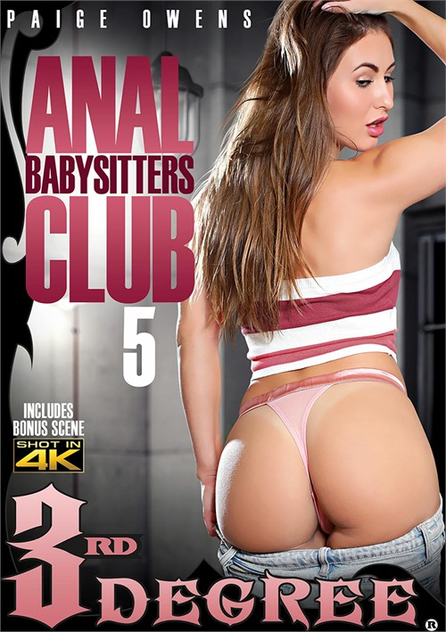 Anal Babysitters Club 5 (2020)