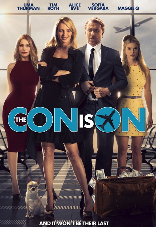 The Con Is On (2018)  PL.SUBBED.BRRip.Xvid-MORS / Napisy PL wtopione