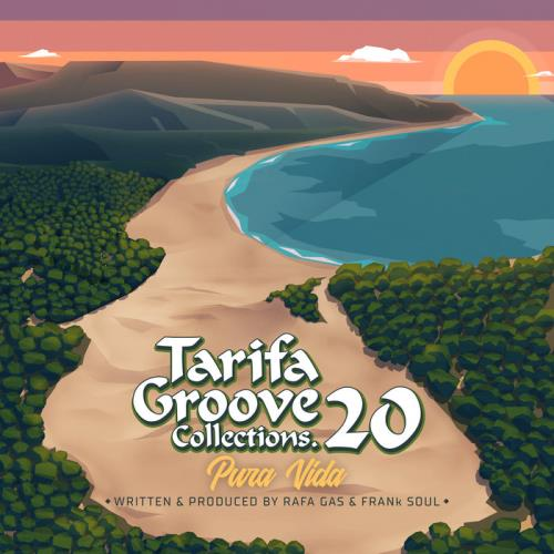 Rafa Gas — Tarifa Groove Collections 20 — Pura Vida (2021)