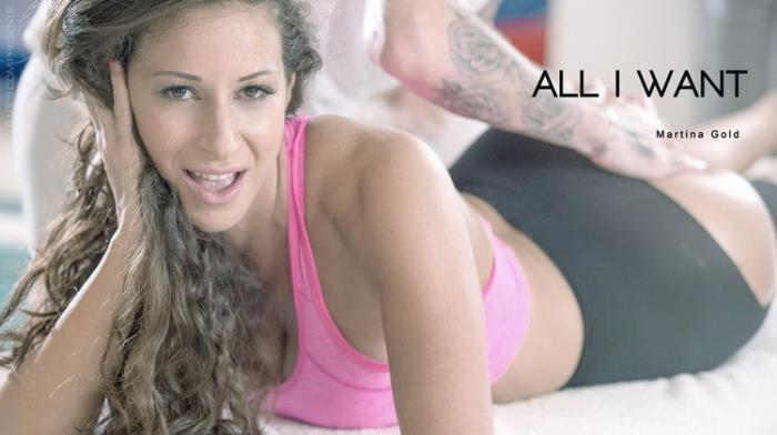 Martina Gold - All I Want (2021 ElegantAnal.com, Babes.com) [FullHD   1080p  1.3 Gb]