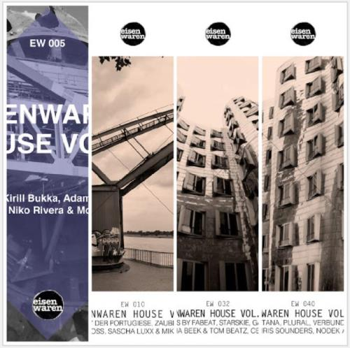 Eisenwaren House Collection Vol 1-7 (2013-2015)