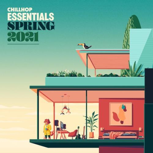 Chillhop Essentials Spring 2021 (2021)