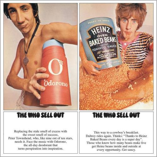 The Who — The Who Sell Out (Super Deluxe) (2021)