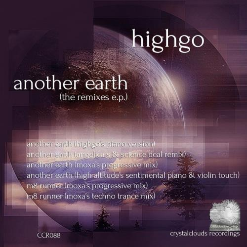 HighGo — Another Earth (The Remixes EP) (2021)