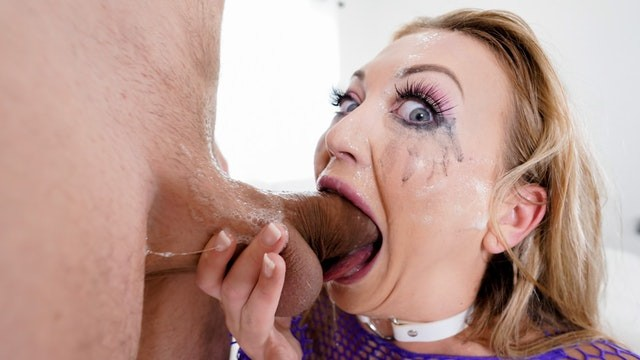 Adira Allure - Slutty Adira Allure has Amazing Cock Sucking Skill! - Throated! (2021 Throated) [FullHD   1080p  306.34 Mb]