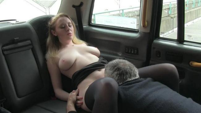 FakeTaxi.com: Hot babe in heels with big natural tits Starring: Ruby Temptations