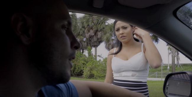 Serena Santos - Serena Santos Seduces And Fucks Her Rideshare Driver (2021 Bang! Trickery Bang! Originals) [FullHD   1080p  1.19 Gb]