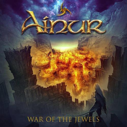 Ainur — War Of The Jewels (2021)
