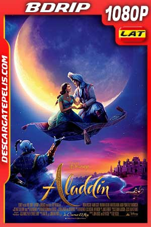 Aladdin 2019 1080p BDrip Latino – Inglés
