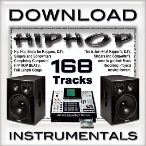 Hip Hop Instrumentals — Hip Hop Instrumentals (2021)