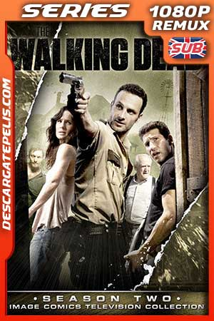 The walking dead. Season 2 BDRemux Subtitulado