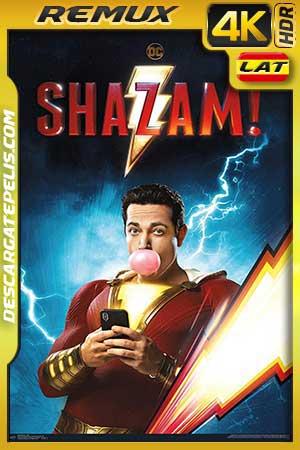 Shazam! 2019 BD4K Remux Latino – Inglés