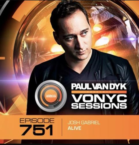 Paul van Dyk — VONYC Sessions 751 (2021-03-23)