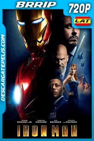 Iron man – El hombre de hierro 2008 720p BRrip Latino – Inglés