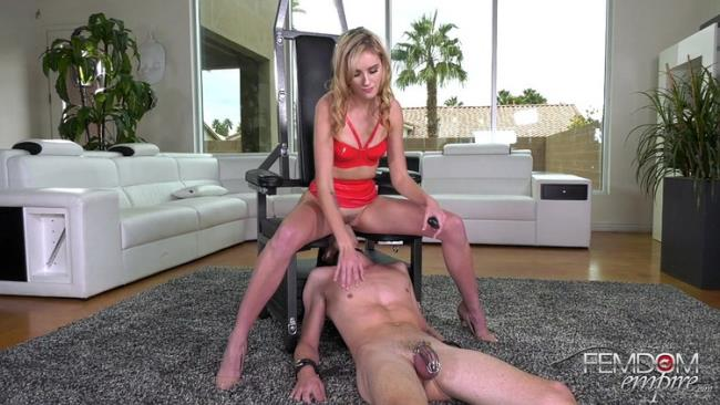 FEMDOMEMPIRE: ELECTRIC PUSSY Starring: MAZZY GRACE