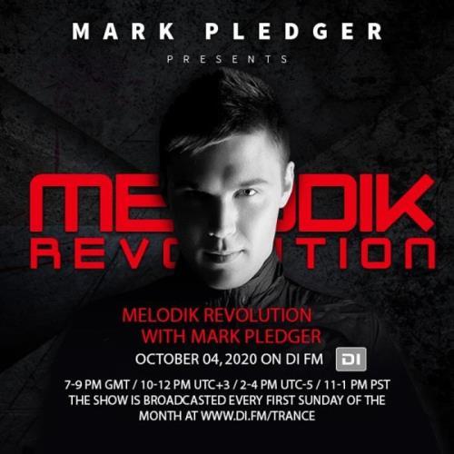 Mark Pledger — Melodik Revolution 099 (2021-04-04)