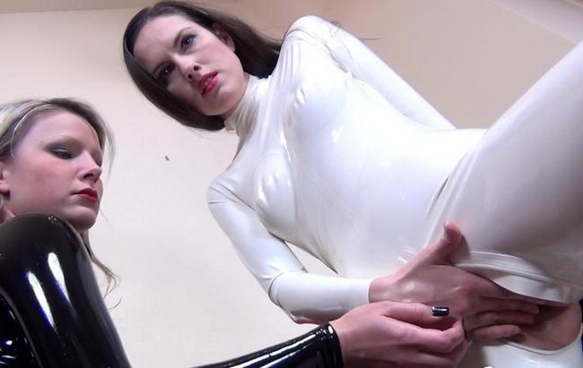NastyRubberGirls: video 0027 Starring: Unknown