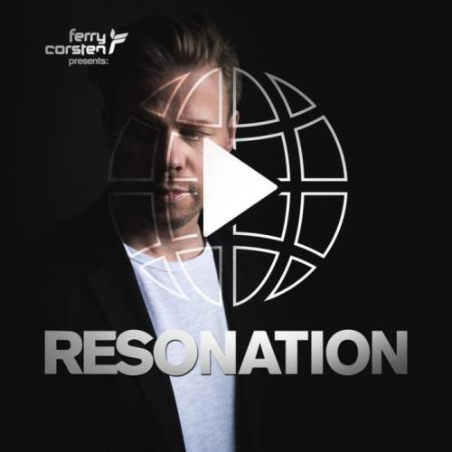 Ferry Corsten — Resonation Radio 020 (2021-04-14)