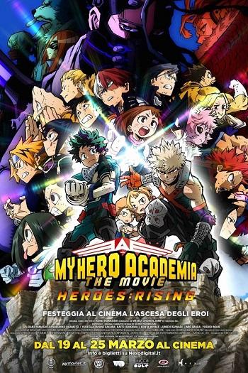 Boku no Hero Academia the Movie: Heroes:Rising (2019) MOVIE HDRip 720p AVC/AAC .mp4 Jap Sub Ita