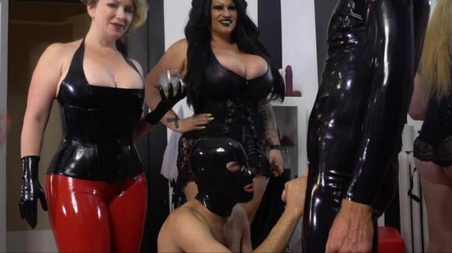 Mistress-T: Fetish Fuckery - Goddess Party 2017: Romantic 69 Starring: Mistress-T