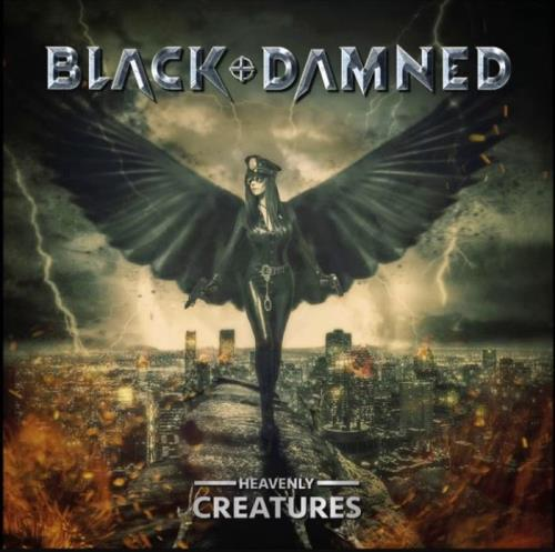 Black & Damned — Heavenly Creatures (2021) FLAC