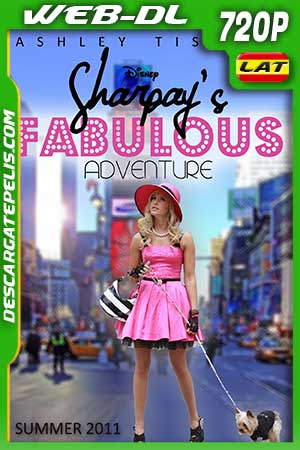 La fabulosa aventura de Sharpay 2011 720p WEB-DL Latino – Inglés